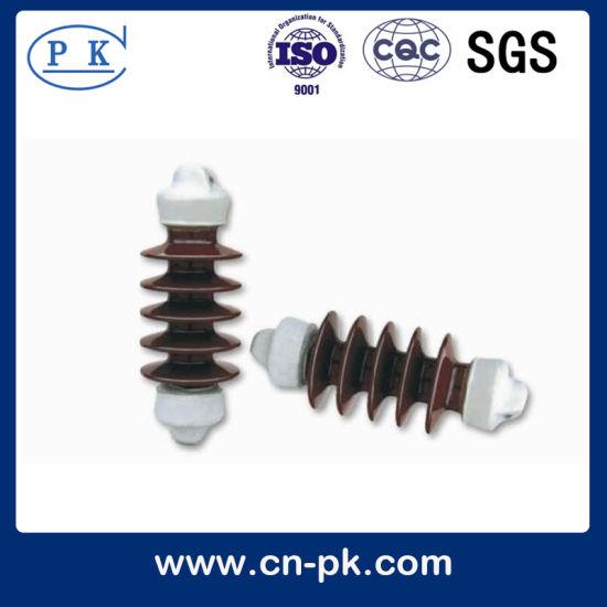 Ceramia Suspension Long Rod Insulator for High Voltage