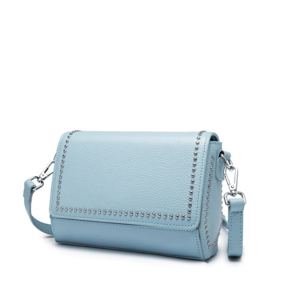 2d1301317307 2019 New Design Blue PU Leather Trend Brand Women Shoulder Bags. Get Latest  Price
