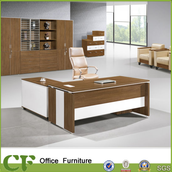 Superieur Luxury Office Furniture CEO Desk Office Desk Modern Executive Desk