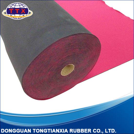 Easy Clean Rollable Neoprene Rubber Floor Runner