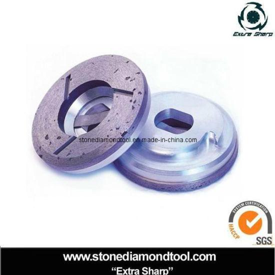 Diamond Cup Wheels Flat Grinding Wheel for Marble/Granite/Concrete