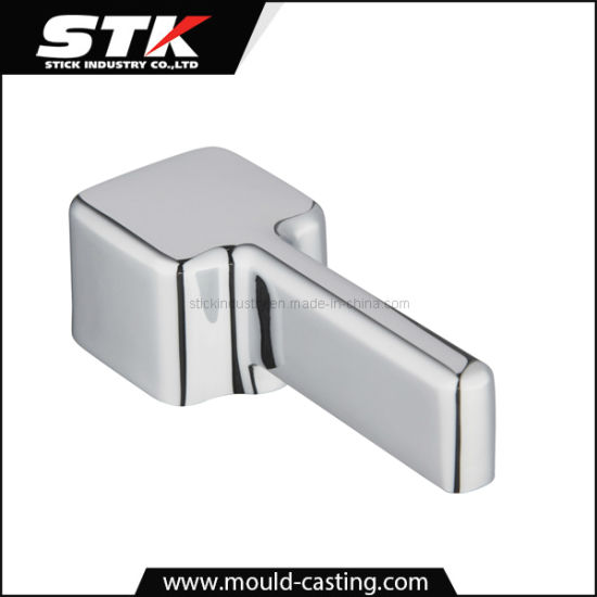 Zinc Alloy Die Casting Faucet Handle for Bathroom Accessories (STK-14-Z0086)