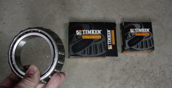 TIMKEN SET 403 592A//594A Tapered Roller Bearing