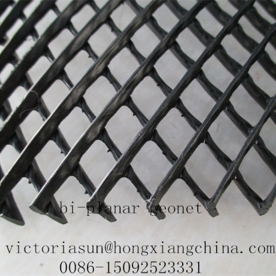 HDPE Geocomposite Drainage Net pictures & photos