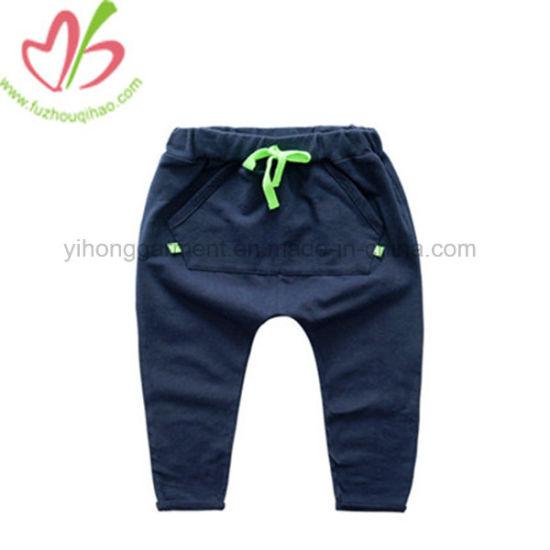Children Formal Sports Wear Long Pants