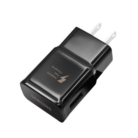 for Samsung Galaxy S8 S9 Note 9 Fast Charger Original Quick Travel Wall Charger Ypf93