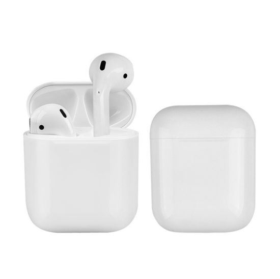 100 Original Hand Free Headset Wireless Headphones Bluetooth For Airpods For Iphone X China Wireless Earphone And Mobile Phone Accessories Price Made In China Com