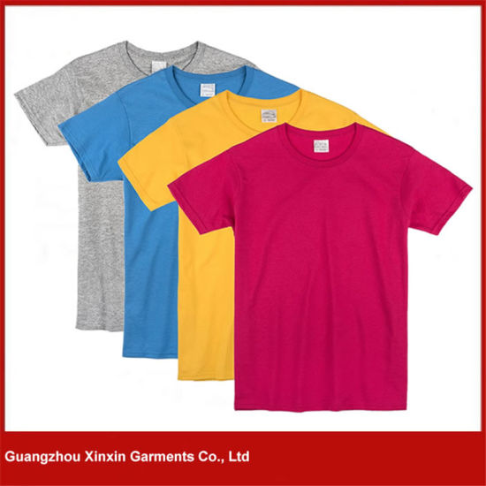 beautiful in colour dirt cheap purchase authentic China Wholesale Round Neck Plain Unisex T Shirts (R91 ...