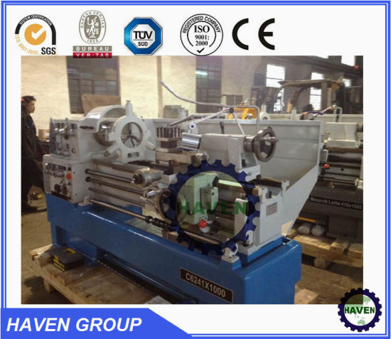 Mini lathe turnning Lathe machine horizontal lathe machine pictures & photos