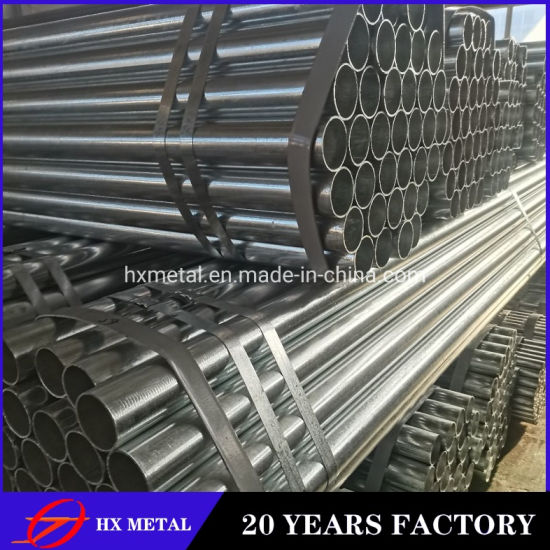 Galvanized Steel Pipe Best After-Sales Service Galvanized Iron Pipe Price