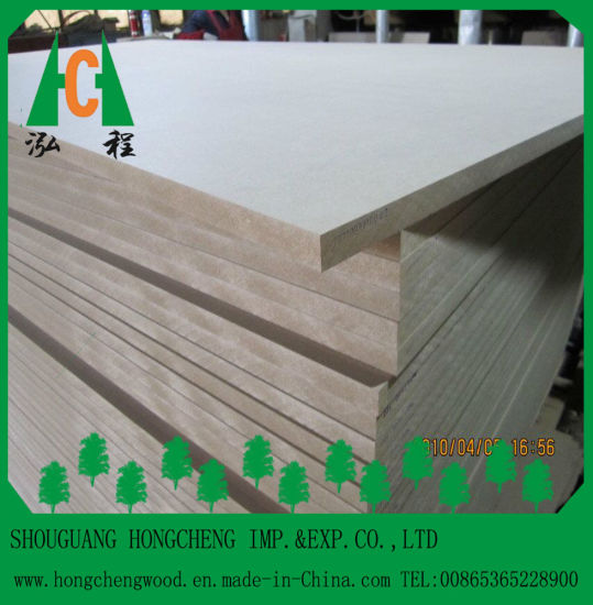 High Quality 1220X 2440mmx16mm Raw MDF for Iran Market pictures & photos
