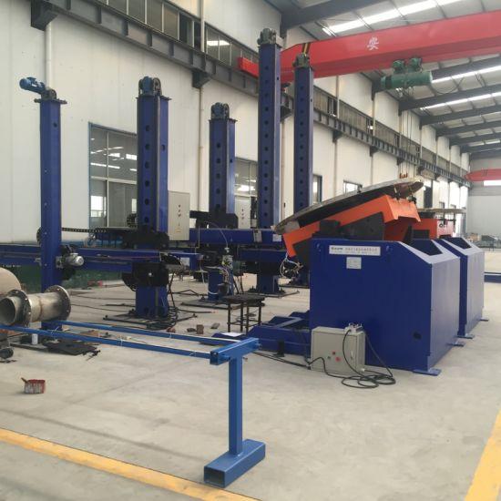 China Huafei Brand Pipe Welding Manipulator