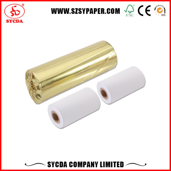 Bus Tickets Printing Paper Roll Thermal Paper Roll 80mm Factory Direct
