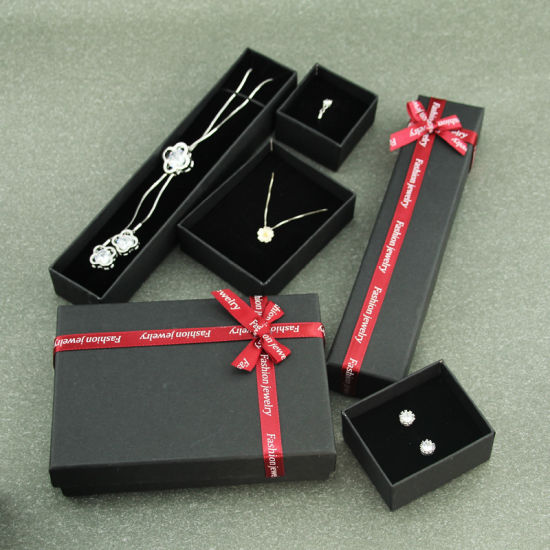 Paper Gift Jewelry Packaging Box, Custom Size Display Storage Box pictures & photos
