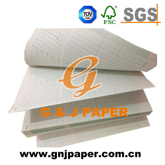 High Quality Medical Ctg Thermal Chart Paper in Different Size pictures & photos