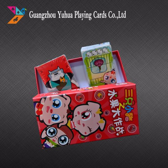 Custom Playing Card Game Cards for Kids pictures & photos