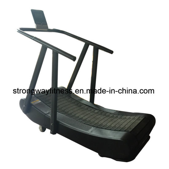 True Elliptical Company: China Fitness Equipment/Woodway Curve Treadmill/Commercial