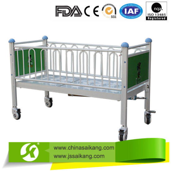 China Products Economic Medical Child Bed