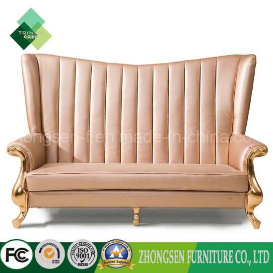Cool China European Style Royal High Back Sofa Leather King Gmtry Best Dining Table And Chair Ideas Images Gmtryco