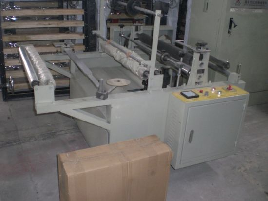 Hem Rewinding Machine/ Edge Folding and Rolling Machine pictures & photos