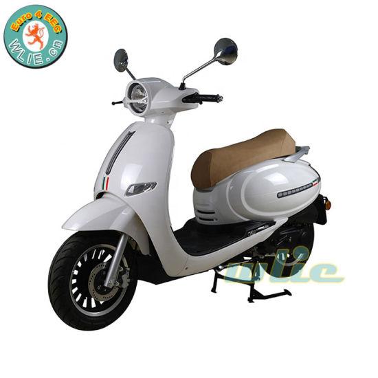 Hot Sale European Design Euro 4 EEC Scooter Swanx 50 (Euro 4)