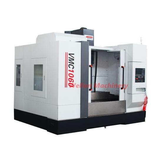 CNC Vertical Machining Center Vmc550 Vmc650 Vmc850 Vmc1060 CNC Milling Machine Center