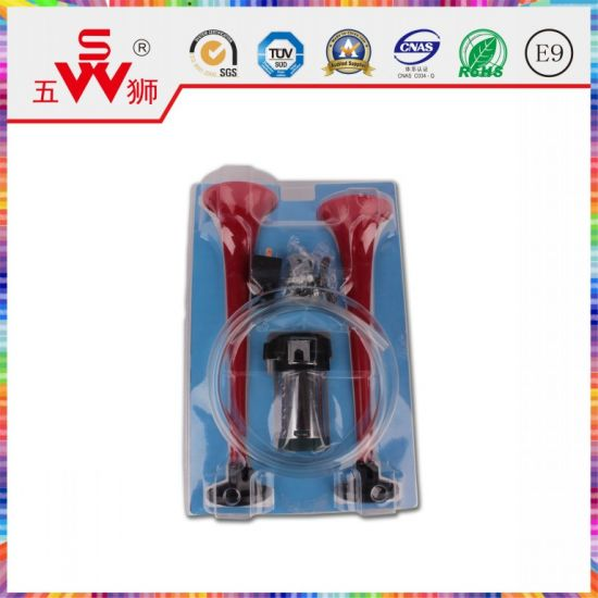 Red Snail Car Electric Horn for Bus Air Horn Price pictures & photos