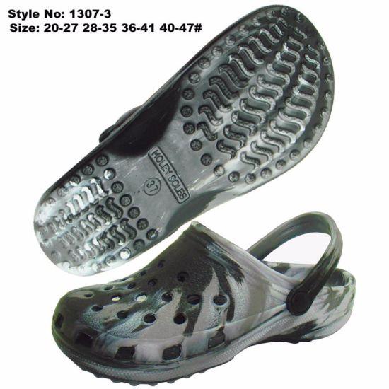 790b26c115942 China Latest Men Shoes of EVA Garden Durable Holey Clogs - China ...