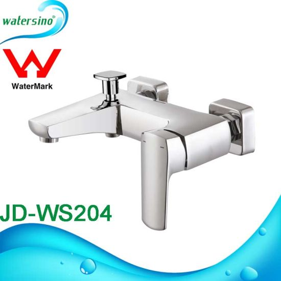 Jd-Ws607 Multi Function Bath Mixer Faucet Tap with Hand Shower pictures & photos