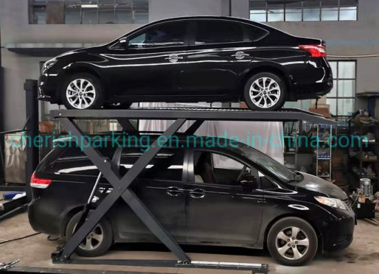 2700kgs Hot Sale & Good Quality Scissor Parking Lift