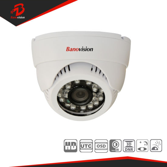 1MP 720p CCTV Ahd Infrared HD Video Dome Camera From CCTV Camera Supplier pictures & photos