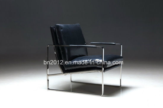 Modern Lounge Chair European Style Accent Chair Stainless Steel Chair  (EC 055)