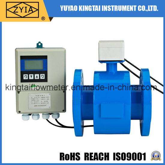 Electromagnetic Flow Meter Fow Sewage Water