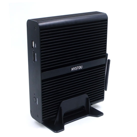 Skylake Intel 6th Core I7 6500u/6600u Barebone Fanless Mini PC pictures & photos