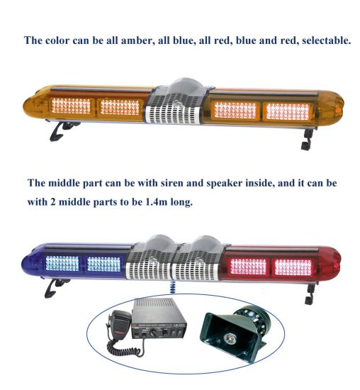 LED Warning Lights for Vietnam Market pictures & photos