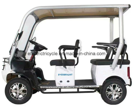 Motorised Golf Car Carts for Sale/Street Legal Electric Vehicle pictures & photos