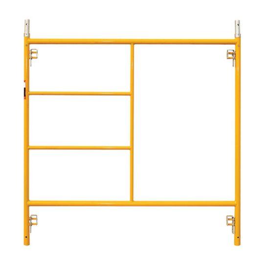 Steel H Tubular Frame Scaffolding System