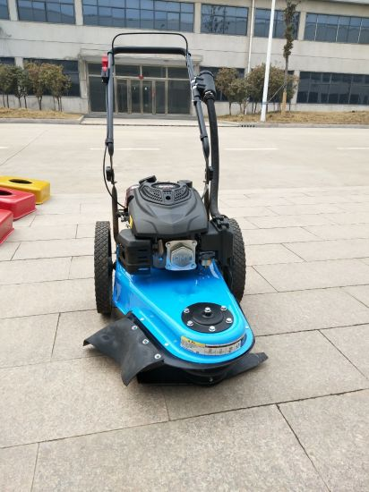 Orchard Grass Cutter Hand Push Mower