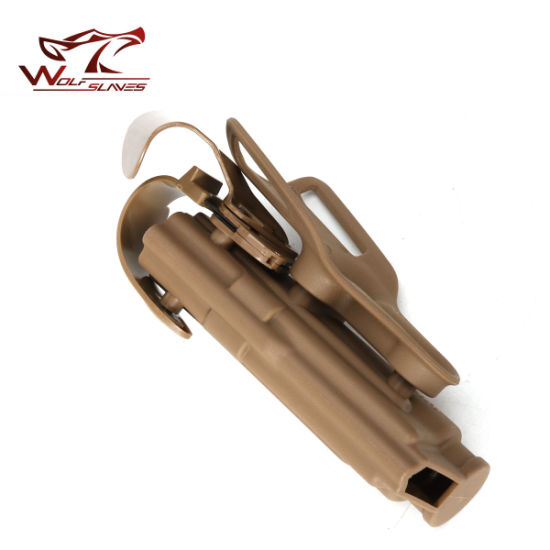 China Safriland 6320 Tactical Pistol Leg Holster with Light