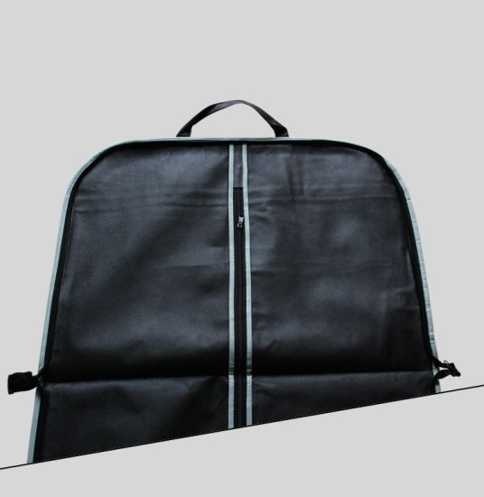 Travel Lightweight Clothing Protector Storage Garment Bag with Holder Carrier