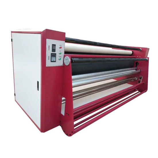Roll to Roll Heat Transfer Machine for Sublimation Printing
