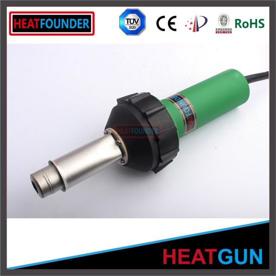Handheld Black Hot Air Soldering Gun Heat Gun pictures & photos