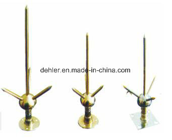 Stainless Steel Lightning Rod for Lightining Protect