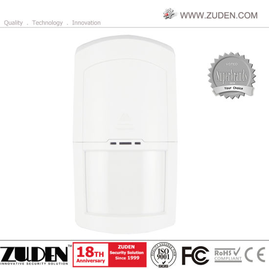 Smart Wireless PIR Mini Infrared Detector pictures & photos