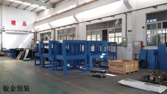 Pet Injection Blow Moulding Machine with One Step pictures & photos