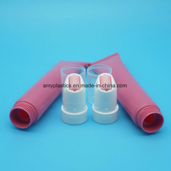 Beauty Cosmetic Tube with Metal/Silicon Roller Applicator pictures & photos