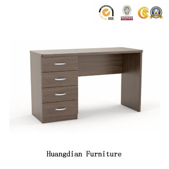 Wholesale Contract Office Furniture Desk Wood Hotel Study Room Writing Table for Sale (HD1208)