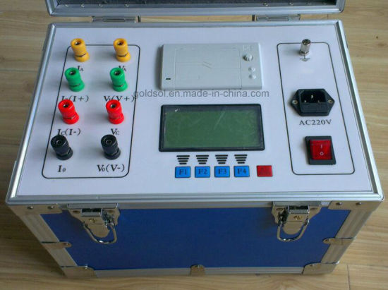 DC Winding Resistance Tester (1 channel) pictures & photos