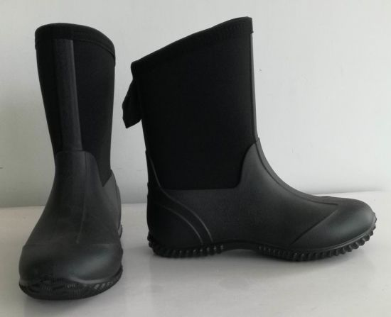 China High Quality Neoprene Rain Boots