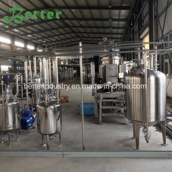 China Ethanol Hemp Oil Extraction Processing Machine - China
